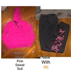 Victoria's Secret Pink Sweatsuit